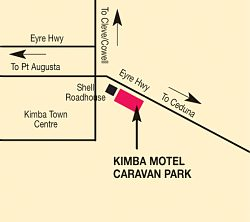 Kimba Motel Caravan Park - Southport Accommodation