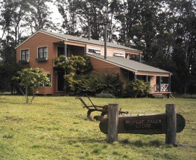 Moffat Falls Lodge And Cottages - Southport Accommodation
