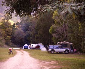Mt Warning Holiday Park - Southport Accommodation