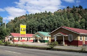 Mountain View Motel Queenstown - Southport Accommodation