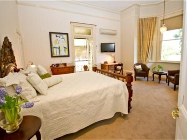Brisbane Milton Bed and Breakfast - Southport Accommodation