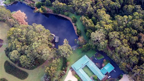 Cave Hill Creek - Southport Accommodation