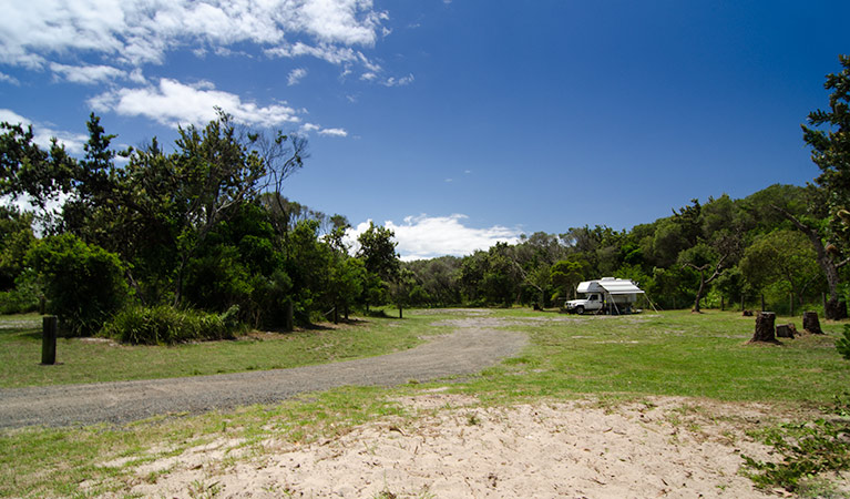 Banksia Green campground - Southport Accommodation