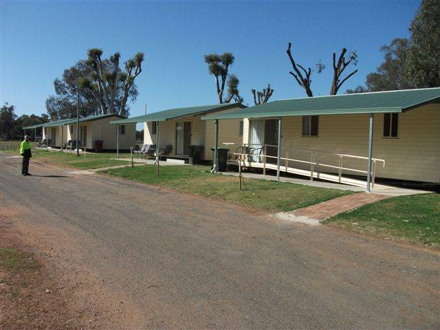 Riverview Caravan Park - Southport Accommodation