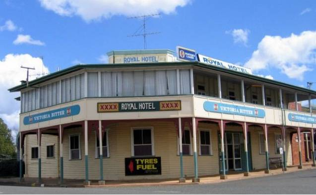 Royal Hotel Mundubbera