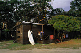 Sandbar  Bushland Caravan Parks - Southport Accommodation