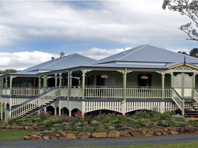The Sanctuary Springbrook Guest House Cottage