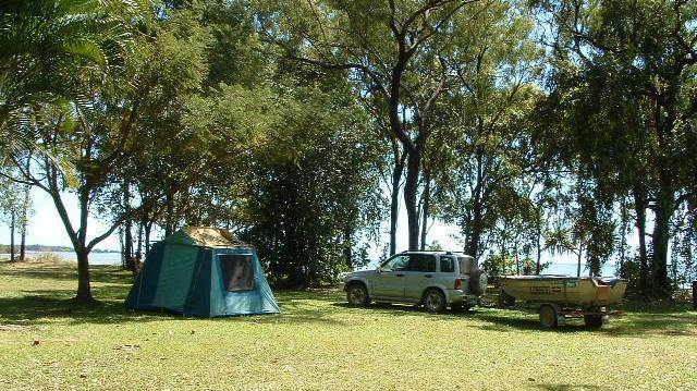 Weipa Caravan Park  Camping Ground - Southport Accommodation