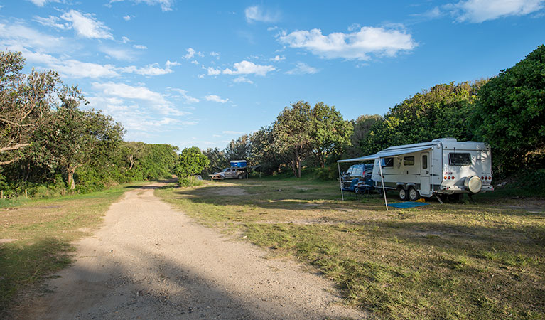 Racecourse Campground