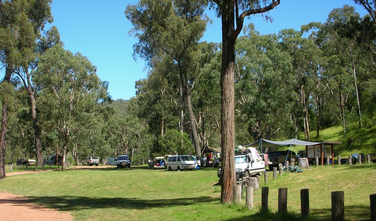 Washpools campground - Southport Accommodation