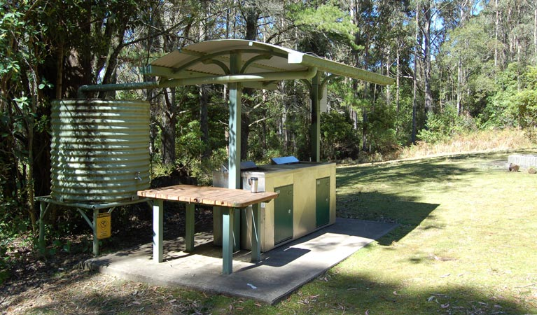 Youngville campground - Southport Accommodation
