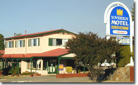Sovereign Motor Inn Cooma - Southport Accommodation