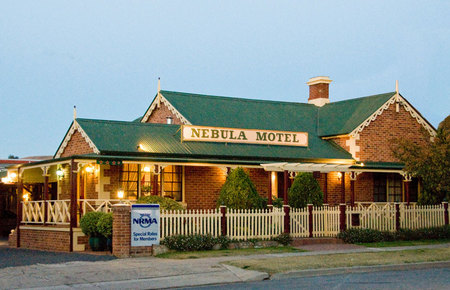 Nebula Motel - Southport Accommodation