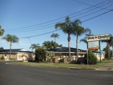 Town and Country Motor Inn Tamworth - Southport Accommodation