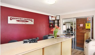 Country Capital Motel - Southport Accommodation