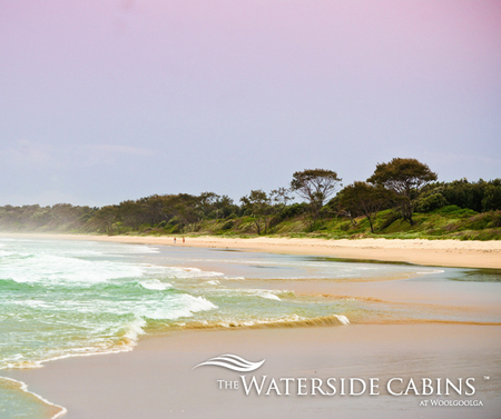Waterside Cabins at Woolgoolga - Southport Accommodation