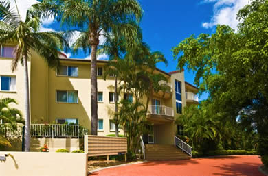 Bayview Waters Apartments - Southport Accommodation