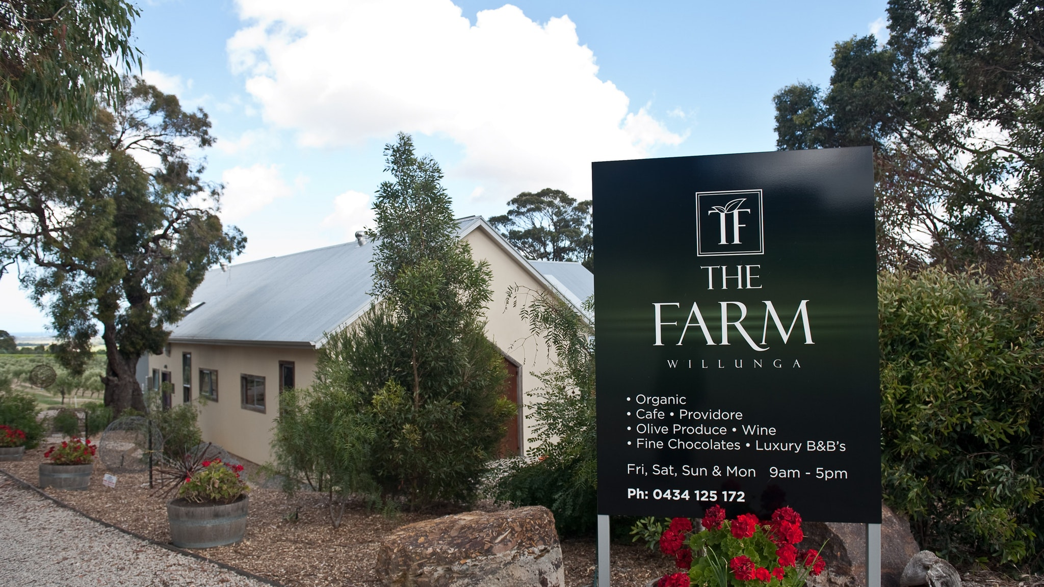 The Farm Willunga - Southport Accommodation