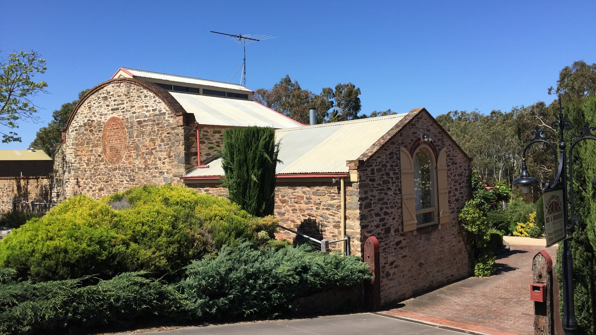 Gasworks Cottages Strathalbyn - Southport Accommodation