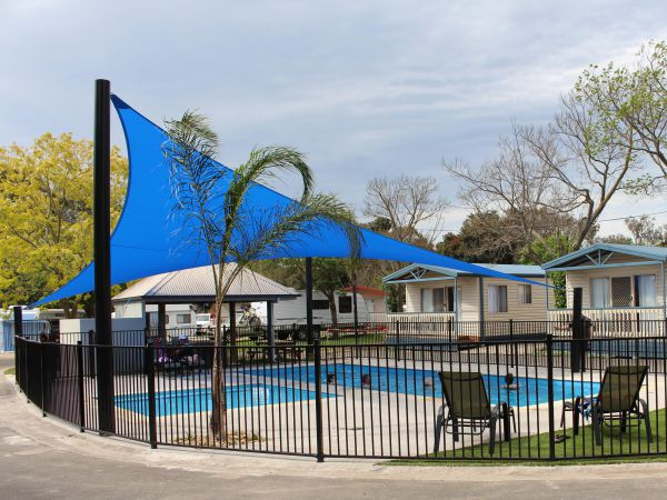Barwon River Holiday Park - Southport Accommodation
