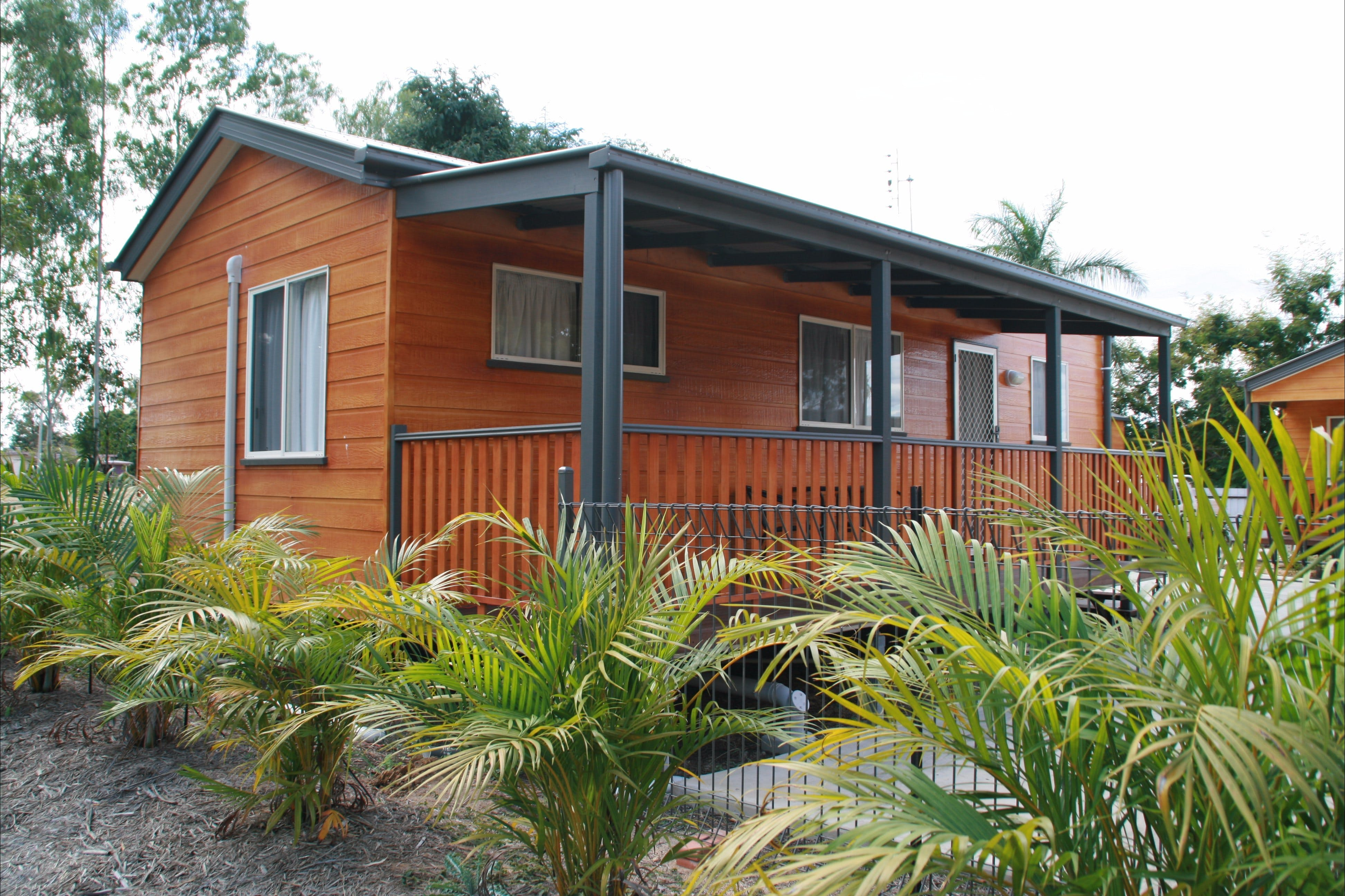 Charters Towers Tourist Park Top ParkDiscovery Park - Southport Accommodation