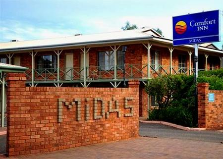 Comfort Inn Midas - Southport Accommodation