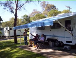 Bega Caravan Park - Southport Accommodation