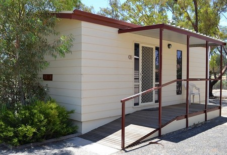 Broken Hill City Caravan Park - Southport Accommodation