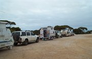 Eucla Caravan Park - Southport Accommodation