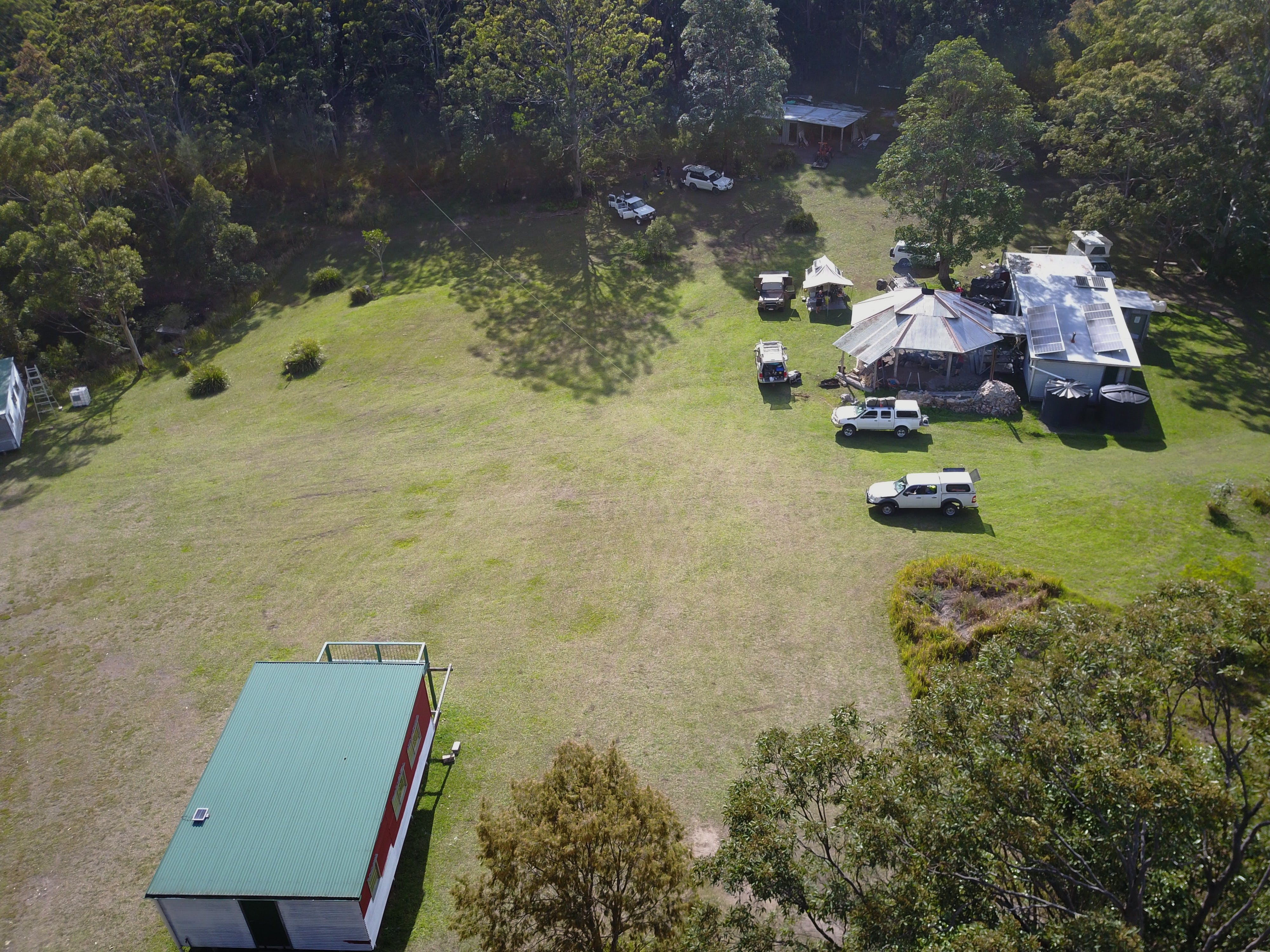 Mt Barney Wilderness Camping - Southport Accommodation