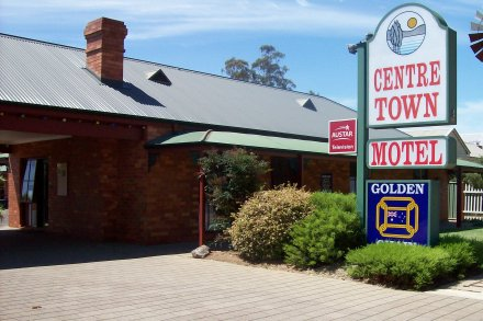 Centretown Motel Nagambie - Southport Accommodation