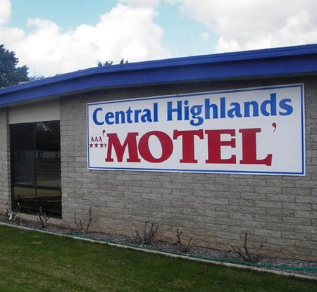 Central Highlands Motor Inn - Southport Accommodation