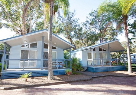 Jimmys Beach Holiday Park - Southport Accommodation