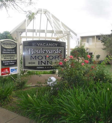 Boulevarde Motor Inn - Southport Accommodation