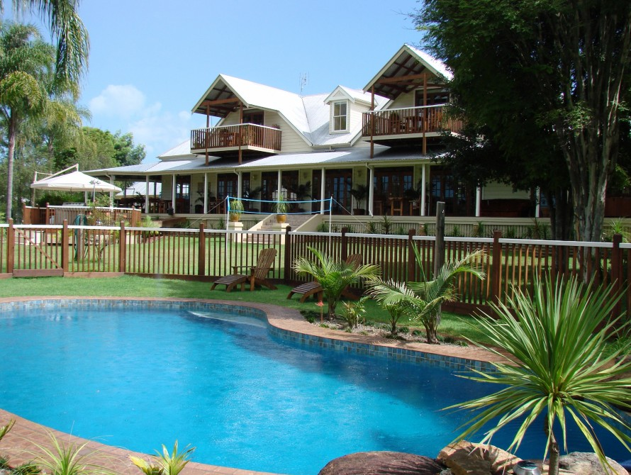 Clarence River Bed  Breakfast - Southport Accommodation