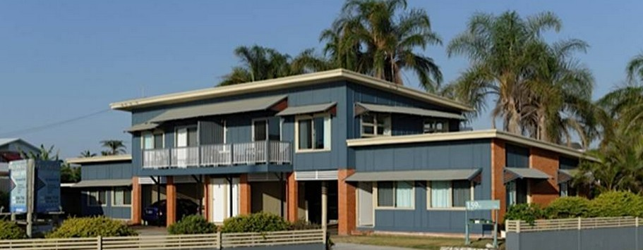 Pale Pacific Holiday Units - Southport Accommodation