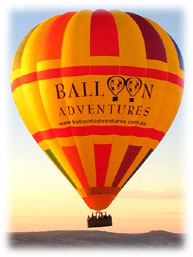 Balloon Adventures Barossa Valley - Southport Accommodation