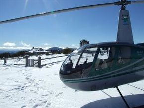 Alpine Helicopter Charter Scenic Tours - Southport Accommodation