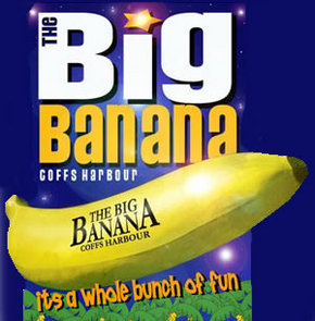 Big Banana - Southport Accommodation