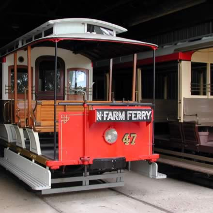 Brisbane Tramway Museum - Southport Accommodation