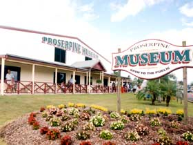 Proserpine Historical Museum - Southport Accommodation
