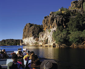 Geikie Gorge National Park - Southport Accommodation