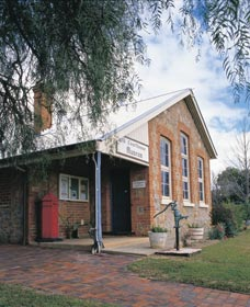 Narrogin Old Courthouse Museum - Southport Accommodation