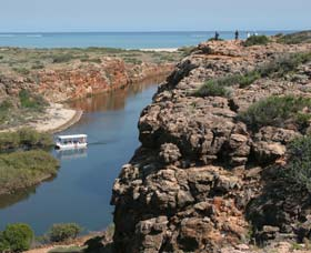Yardie Creek Cape Range National Park - Southport Accommodation