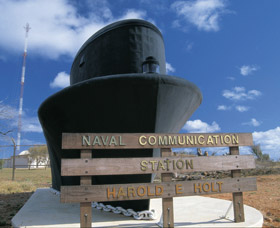 Harold E Holt Naval Communication Station - Southport Accommodation