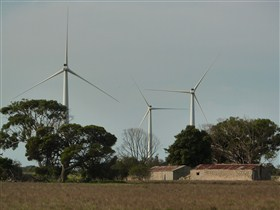 Wattle Point Wind Farm - Southport Accommodation