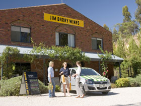 Jim Barry Wines - Southport Accommodation