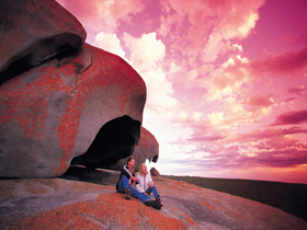 Remarkable Rocks Flinders Chase National Park - Southport Accommodation