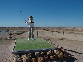 Coober Pedy Opal Fields Golf Club - Southport Accommodation