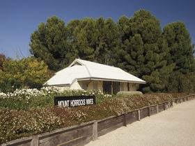 Mount Horrocks Wines and The Station Cafe - Southport Accommodation
